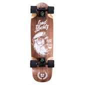 Landyachtz Dinghy Captain Cruiser Skateboard Complete 2014