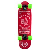 Landyachtz Dinghy Hot Sauce Cruiser Skateboard Complete 2014