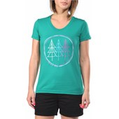 Casual Industrees Tree Lines T-Shirt - Women's