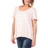 Volcom Lived In Rib T-Shirt - Women's