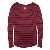 Volcom Lived In Rib Long-Sleeve Top - Women's