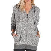 Volcom Lived In Long Zip Fleece - Women's