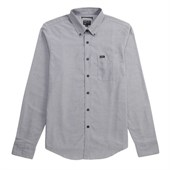 RVCA That'll Do Oxford Long-Sleeve Button-Down Shirt