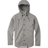 Burton Griffin Hooded Long-Sleeve Button-Down Shirt