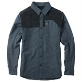 Burton Tabon Tech Long-Sleeve Button-Down Flannel