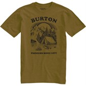 Burton Pioneer Recycled Slim Fit T-Shirt