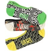 Vans Collier Canoodle Socks - 3 Pair Pack - Women's