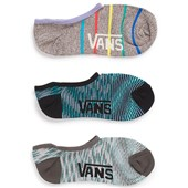 Vans Spacey Candoodle Socks - 3 Pair Pack - Women's