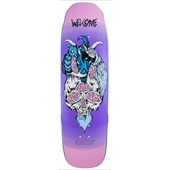 Welcome Nolan Johnson Goatman 9.0 On Sledgehammer Shape Skateboard Deck