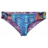 Maaji Candies & Blues Bikini Bottom - Women's