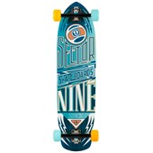 Sector 9 Carbon Flight Longboard Complete
