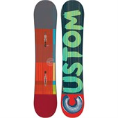 Burton Custom Smalls Snowboard - Boy's 2015