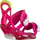 Burton Scribe Smalls Snowboard Bindings - Big Girls' 2016