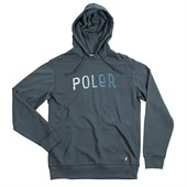Poler Furry Font Pullover Hoodie