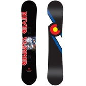 Never Summer Heritage Snowboard 2015