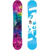 Never Summer Onyx Snowboard - Women's 2015