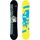 Never Summer Evo Mini Snowboard - Boy's 2015