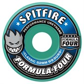 Spitfire Formula Four 99a Classic Mint Skateboard Wheels