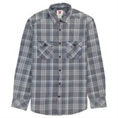 Quiksilver Tang Long-Sleeve Button-Down Flannel