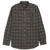 Coalatree Organics Union Long-Sleeve Button-Down Flannel