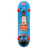 Almost Mullen Superman 7.4 Skateboard Complete - Kid's