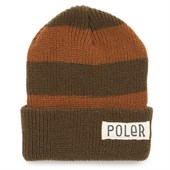 Poler Workerman Stripe Beanie
