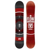Flow Merc Black Snowboard 2015