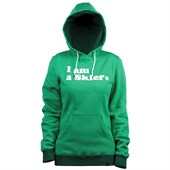 Line Skis W I Am A Skier Pullover Hoodie - Women's