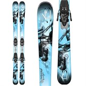 K2 Potion 76 Skis + ER3 10 Bindings - Women's 2015