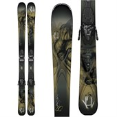 K2 Potion 80X Skis + ER3 10 TC Bindings - Women's 2015