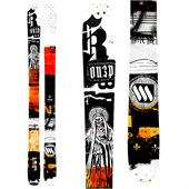 ON3P Kartel 106 Skis 2015