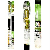 ON3P Filthy Rich Skis 2015