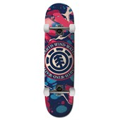 Element Melted Seal 7.8 Skateboard Complete