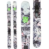 Armada Norwalk Skis + Marker Griffon Demo Bindings - Used 2014