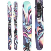 Armada VJJ Skis + Marker Griffon Demo Bindings - Used - Women's 2014