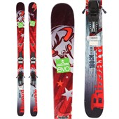 Blizzard Bonafide Skis + Marker Griffon Demo Bindings - Used 2014