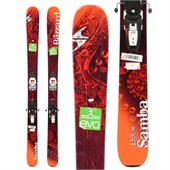 Blizzard Samba Skis + Marker Griffon Demo Bindings - Used - Women's 2014