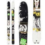 K2 Annex 98 Skis + Marker Jester Demo Bindings - Used 2014