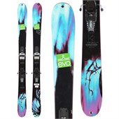 K2 Remedy 102 Skis + Marker Griffon Demo Bindings - Used - Women's 2014