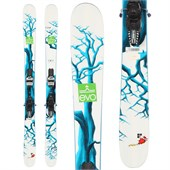 Line Skis Sir Francis Bacon Skis + Marker Griffon Demo Bindings - Used 2014