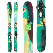 Line Skis Pandora Skis + Marker Squire Demo Bindings - Used - Women's 2014