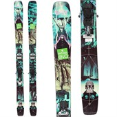 Moment Deathwish Skis + Marker Griffon Demo Bindings - Used 2014
