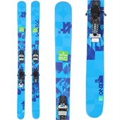 Volkl One Skis + Marker Griffon Demo Bindings - Used 2014