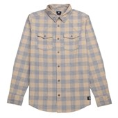 DC Hatchet Long-Sleeve Button-Down Shirt