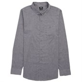 DC Chamber Long-Sleeve Button-Down Shirt