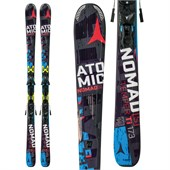 Atomic Nomad S Temper TI Skis + XTO 12 Bindings 2015