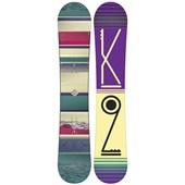 K2 First Lite Snowboard - Women's 2015
