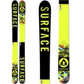 Surface Outsider Skis 2015