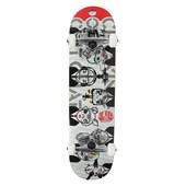 Alien Workshop Choking Biz Buzz 8.0 Skateboard Complete