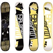 Salomon The Villain Snowboard 2015